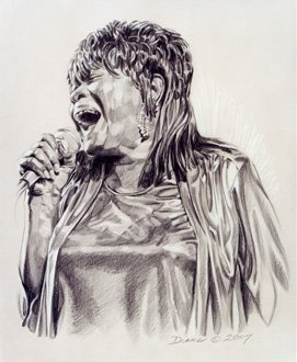 KOKO TAYLOR (1928-2009): The queen from Chi-town
