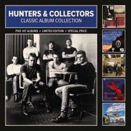 THE BARGAIN BUY: Hunters and Collectors; Classic Album Collectionno)