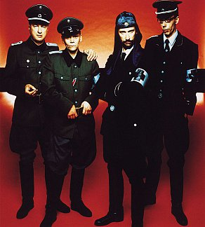 WE NEED TO TALK ABOUT . . . LAIBACH: The politics of noise