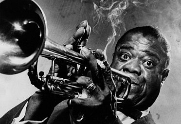 LOUIS ARMSTRONG. THE COMPLETE TOWN HALL CONCERT (1947): The Brother Bob of jazz?
