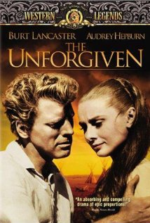 THE UNFORGIVEN, a film by JOHN HUSTON (Triton DVD)