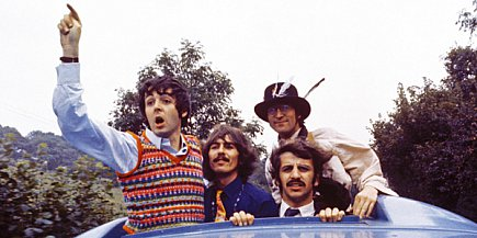 MAGICAL MYSTERY TOUR, REVISITED (2012): Another clue for you, the scapegoat was Paul