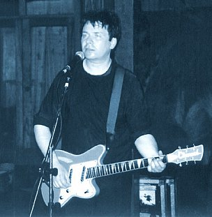 MARTIN PHILLIPPS, OF THE DISBANDED CHILLS, INTERVIEWED (1992): The dream is over