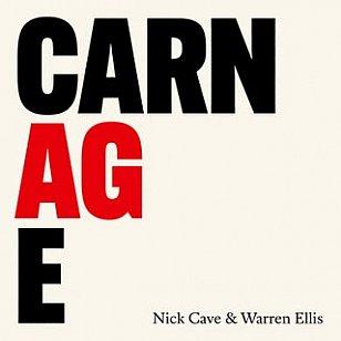 Nick Cave and Warren Ellis: Carnage (Goliath/digital outlets)