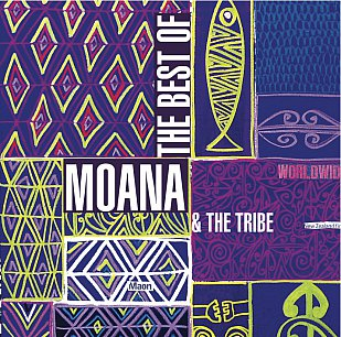 Moana and the Tribe: The Best of Moana and the Tribe (Black Pearl/Ode)