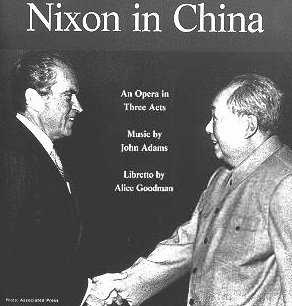 NIXON IN CHINA REVISITED (2015): History as theatre