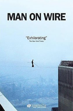 MAN ON WIRE by JAMES MARSH (Madman DVD)