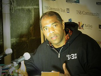 FEMI KUTI INTERVIEWED AT WOMAD (2014): A voice in the wilderness