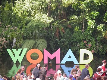WOMAD TARANAKI CONSIDERED (2013): Some thoughts from the frontline