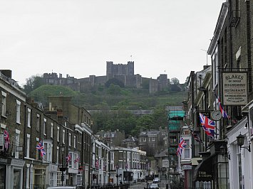 Dover, England: History in the rear view mirror