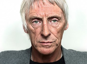 PAUL WELLER, IN HIS REAR VIEW MIRROR (2017): It still is a tight ride