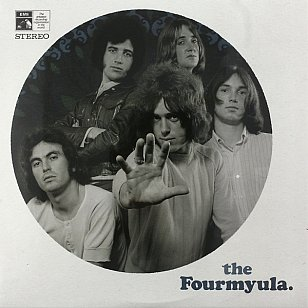 RECOMMENDED REISSUE: The Fourmyula: Turn Your Back on the Wind (independent issue)