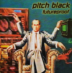RECOMMENDED RECORD: Pitch Black: Futureproof (Dubmissions/double vinyl)