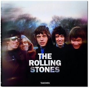 THE ROLLING STONES, a photo book from TASCHEN (2014): Rolling out the Stones again