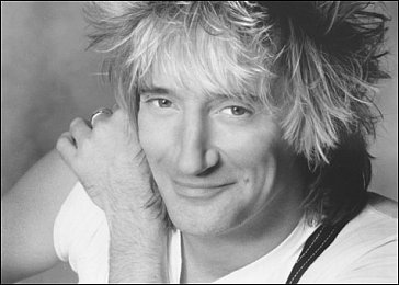Rod Stewart: Singer, believe it or not