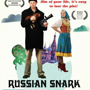 RUSSIAN SNARK, a film by STEPHEN SINCLAIR (VM DVD)