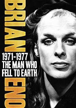 BRIAN ENO: THE MAN WHO FELL TO EARTH (2011) (Sexy Intellectual/Triton DVD)