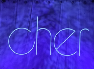 CHER CONCERT REVIEW (2018): Stop the clocks . . .