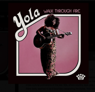 Yola: Walk Through Fire (Easy Eye Sound)