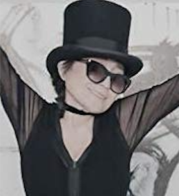 YOKO ONO, TAKE ME TO THE LAND OF HELL RECONSIDERED (2019): As ever, Yoko is as Yoko does
