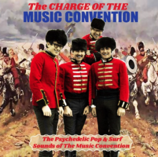 The Music Convention: The Charge of the Music Convention (Frenzy/digital outlets)