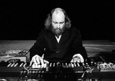 TERRY RILEY: SHRI CAMEL, CONSIDERED (1978): Listening is easy with eyes closed