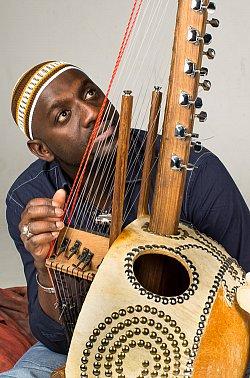 THE FAMOUS ELSEWHERE WORLD MUSIC QUESTIONNAIRE: Seckou Keita