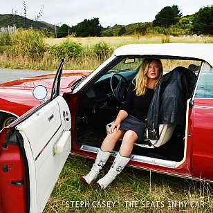Steph Casey: The Seats in My Car (digital outlets)