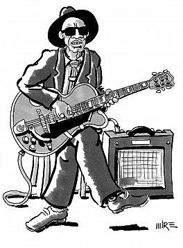 Walter Robertson: Sputterin' Blues (1955)