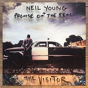 Neil Young and Promise of the Real: The Visitor (Warners)