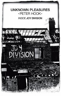UNKNOWN PLEASURES; INSIDE JOY DIVISION read by PETER HOOK (8CD set)