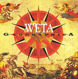 RECOMMENDED REISSUE: Weta: Geographica, 20th Anniversary Reissue (Warners/digital outlets)