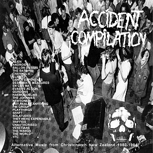 RECOMMENDED REISSUE: Various Artists: Accident Compilation (Failsafe/bandcamp)