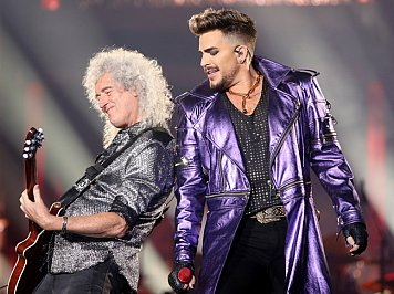 QUEEN + ADAM LAMBERT REVIEWED (2020): Doing a time warp again