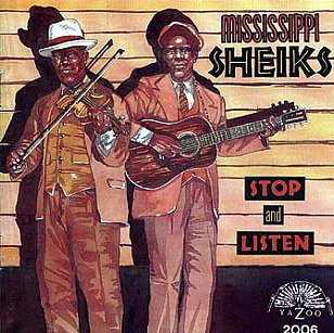 The Mississippi Sheiks: Bed Spring Poker (1931)