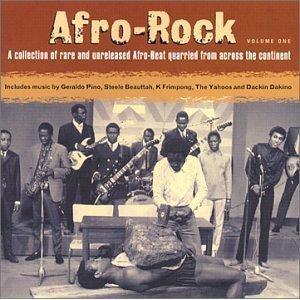Various Artists: Afro-Rock Volume One (Strut)