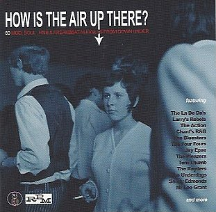 Various Artists: How is the Air Up There? (Frenzy/RPM)