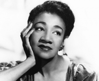 ALBERTA HUNTER: WITH LOVIE AUSTIN'S BLUES SERENADERS, CONSIDERED (1961): And the blues shall not weary them
