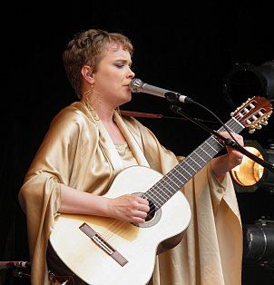ANE BRUN INTERVIEWED (2014): The selfish art of songwriting