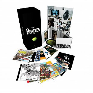 THE BEATLES REMASTERED, 2009 (EMI): Here, there and everywhere