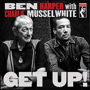 Ben Harper, Charlie Musselwhite: Get Up! (Stax)