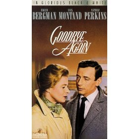 GOODBYE AGAIN, a film by ANATOLE LITVAK 1961 (MGM/Shock DVD)