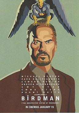 BIRDMAN, a film by ALEJANDRO G INNARITU