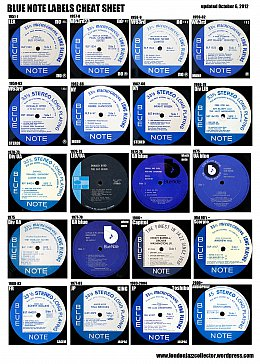 THE BLUE NOTE LABEL AT 75 (2014): Vision, visuals and visionaries in jazz