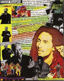 Bob Marley & The Wailers Influences - Shmoop