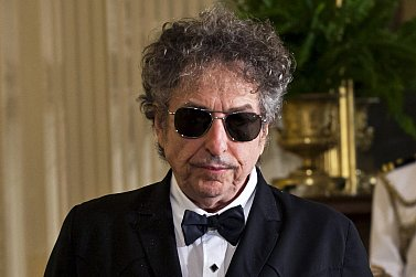BOB DYLAN: A YOUNG PERSON'S GUIDE TO . . . (2018): The man in the irony mask