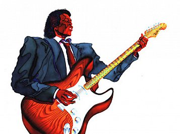 BUDDY GUY INTERVIEWED (2001): One of the last men standing