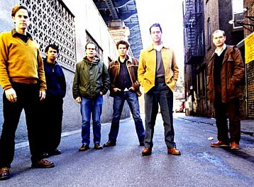 CALEXICO INTERVIEWED (2003): Beneath the high wide sky