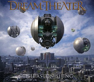 Dream Theater: The Astonishing (Warners)