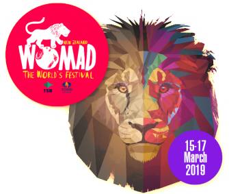 THREE WOMAD ACTS FOR 2019 ANNOUNCED